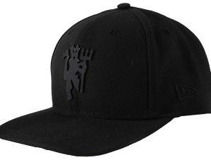 Καπέλο New Era Bob Devil Manu 11213203-BLKBLK