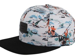 Καπέλο New Era Offshore Crown 80337463-WHIBLK