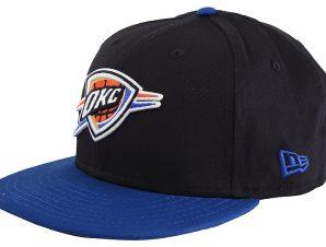 Καπέλο New Era Nba Team 9Fifty Oklahoma City Thunder 11394821-OTC