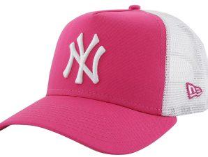 Καπέλο New Era New York Yankees Trucker 11871467-BRPWHI