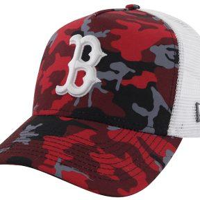 Καπέλο New Era Boston Celtics Camo Trucker 11945570-RDC