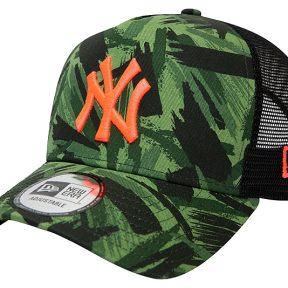 Καπέλο New Era New York Yankees Camo Logo 60141827-301