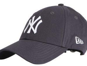 Καπέλο New Era 9-Forty League Basic NY Yankees 10531939-NVY/WHI