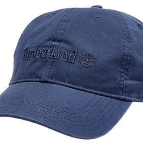 Καπέλο Timberland Cotton Canvas BB Cap Self Backstrap TB0A1F54-451