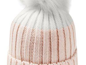 Σκουφί Under Armour Snowcrest Pom Beanie 1299905-675
