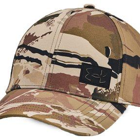 Καπέλο Under Armour Storm Camo Stretch Hat 1369397-999