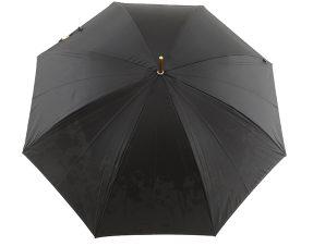 Ομπρέλα Emme Χειροκίνητη Mε Σχέδιο Στο Εσωτερικό M455-BLACK