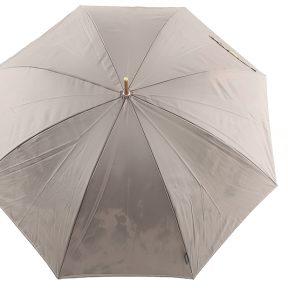 Ομπρέλα Emme Χειροκίνητη Mε Σχέδιο Στο Εσωτερικό M455-GREY