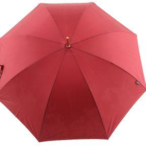 Ομπρέλα Emme Χειροκίνητη Mε Σχέδιο Στο Εσωτερικό M455-RED