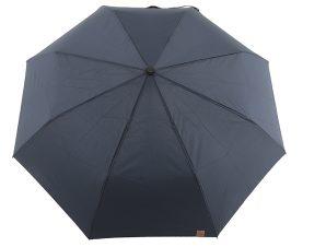 Ομπρέλα Clima Αυτόματη Σπαστή Μονόχρωμη 3264-BLUE