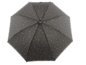 Ομπρέλα Clima Αυτόματη Μπαστούνι Με Χερούλι 34208-BLACK