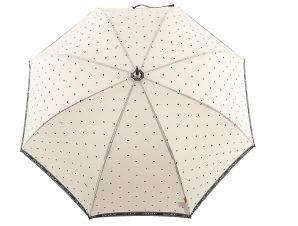 Ομπρέλα Clima Αυτόματη Μπαστούνι Με Χερούλι 34208-WHITE-RED