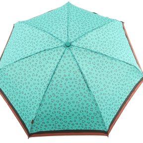 Ομπρέλα Clima Χειροκίνητη Σπαστή Animal Print 35204-GREEN