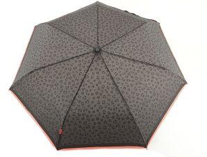Ομπρέλα Clima Αυτόματη Σπαστή Animal Print 35205-BLACK