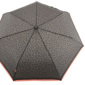 Ομπρέλα Clima Αυτόματη Σπαστή Animal Print 35205-BROWN