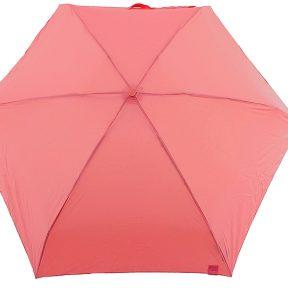 Ομπρέλα Clima Χειροκίνητη Μini Σπαστή Με Αντηλιακά Φίλτρα 3569-RED