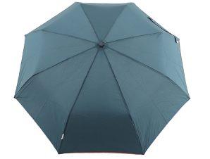 Ομπρέλα Clima Αυτόματη Σπαστή Μονόχρωμη 3580-PETROL