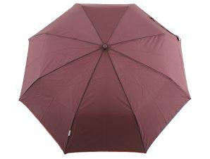 Ομπρέλα Clima Αυτόματη Σπαστή Μονόχρωμη 3580-PURPLE