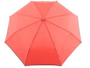 Ομπρέλα Clima Αυτόματη Σπαστή Μονόχρωμη 3580-RED