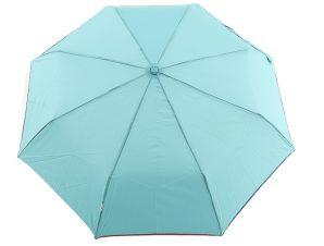 Ομπρέλα Clima Αυτόματη Σπαστή Μονόχρωμη 3580-VERAMAN