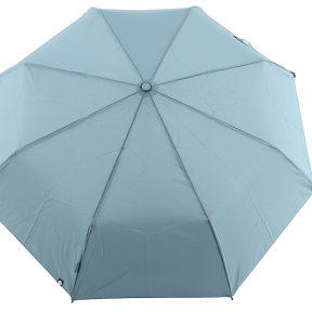 Ομπρέλα Clima Χειροκίνητη Σπαστή Μονόχρωμη 3590-BLUE-GREY