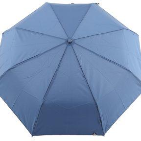 Ομπρέλα Clima Χειροκίνητη Σπαστή Μονόχρωμη 3590-BLUE