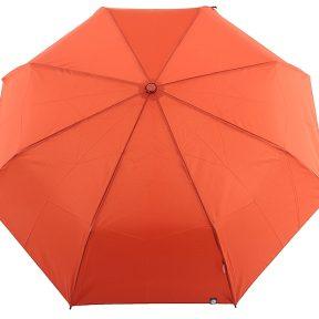 Ομπρέλα Clima Χειροκίνητη Σπαστή Μονόχρωμη 3590-BRONZE-BROWN