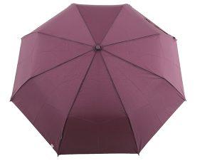 Ομπρέλα Clima Χειροκίνητη Σπαστή Μονόχρωμη 3590-PURPLE