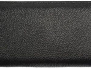 Δερμάτινο Πορτοφόλι Zippy D Firenze Leather PF906 Μαύρο