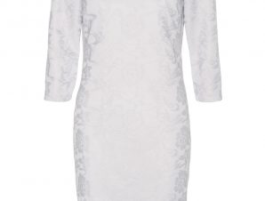 TOP SECRET φορεμα με αναγλυφο print